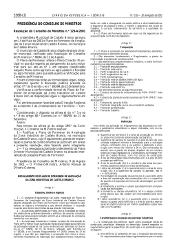 5388-(2) PRESIDÊNCIA DO CONSELHO DE MINISTROS