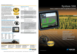 System 350 - Precision Agriculture
