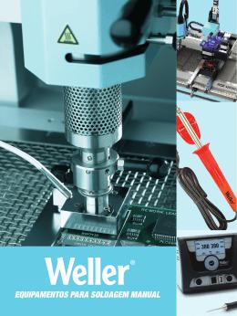 Catálogo Weller