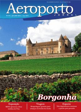 Borgonha - Aeroporto Jornal