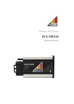 ECU PR330 - Pro Tune
