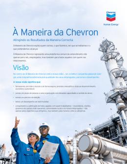 The Chevron Way