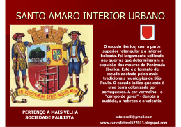 santo amaro interior urbano - Conhecendo a Zona Sul de São Paulo