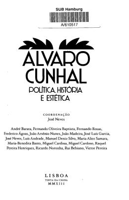 ALVADO CUNHAL