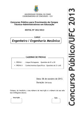 eng. engenharia mecanica - CCV