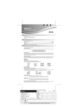 Bula Gynax N - Aspen Pharma