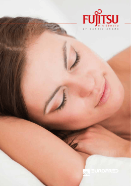 Catálogo - Ar Condicionado FUJITSU 2014