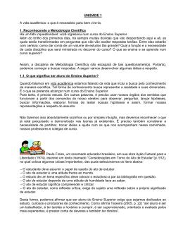UNIDADE 1 - Direito 2020