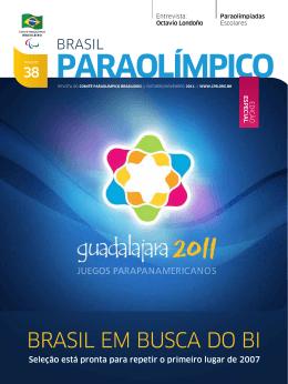 PARAOLÍMPICO - Comitê Paralímpico Brasileiro