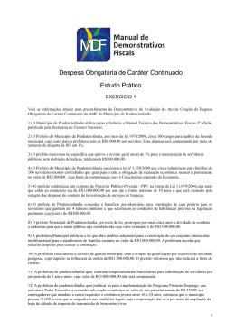 PLANO DE AULA N - Tesouro Nacional
