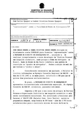JOSE CARLOS SPAGNOL e ISABEL CRISTINA GROSSO