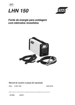LHN 150 - DRM Soldas