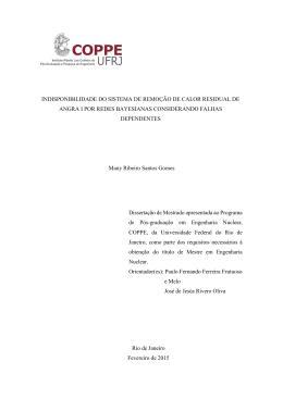Many Ribeiro Santos Gomes - Programa de Engenharia Nuclear da