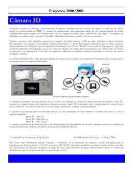 Projectos 2000/2001