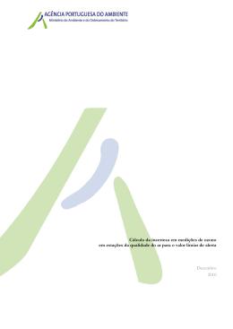 Calculo incerteza medições O3 estaçoes qualidade ar