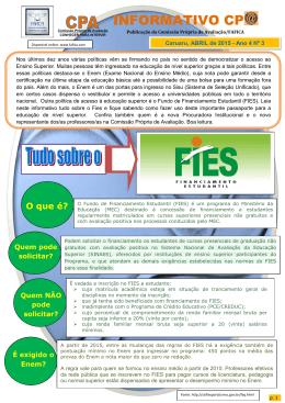Informativo 03/2015