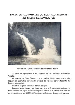 178 - SAAE Foto do rio Jaguari