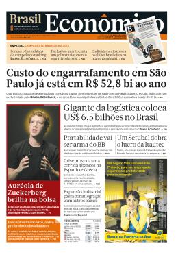 especial - Brasil Econômico