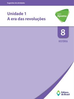 Unidade 1 A era das revoluções