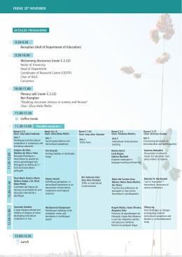 PROGRAMME _FINAL - IALIC 2014 Portugal