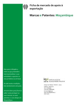 Ficha Marcas e Patentes