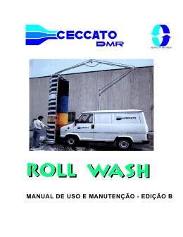 MANUAL DE USO E MANUTENÇÃO - EDIÇÃO B