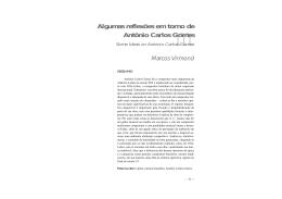 Algumas reflexões em torno de Antônio Carlos Gomes