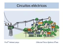Apresentação circuitos eléctricos
