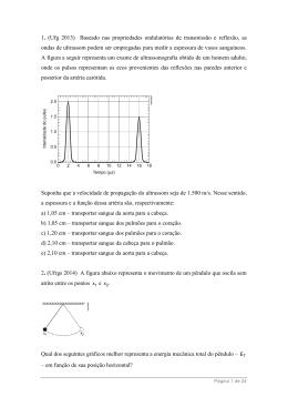 Baseado nas propriedades ondulatórias de transmissão e reflexão