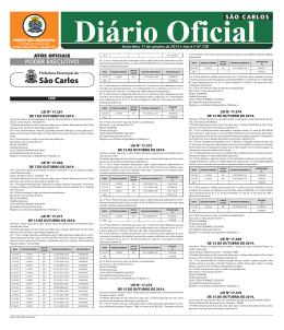 738 - São Carlos Oficial
