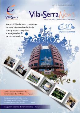Jornal HVS – Dezembro de 2009