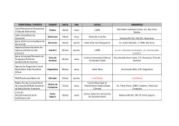 Clique aqui e veja o Calendário de Reuniões
