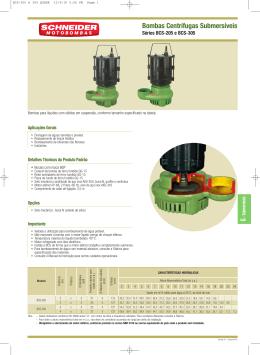 Mais informações  - Minas Motores e Bombas LTDA | HOME