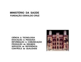 Tendências da pesquisa social em saúde no Brasil e a ENSP