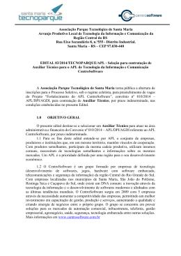 Associação Parque Tecnológico de Santa Maria