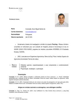 Nuno Miguel Santos da Conceição