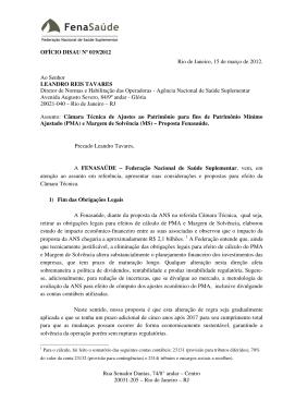 Rua Senador Dantas, 74/8° andar – Centro 20031-205 – Rio