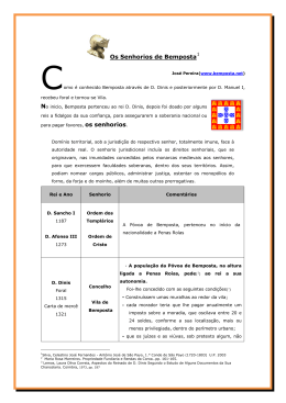 documento - Bemposta