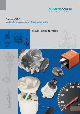 SiemensVDO: união de forças em eletrônica automotiva