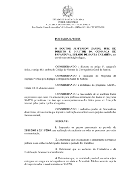 56/2005 - Tribunal de Justiça de Santa Catarina