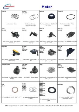 Motor - Barros Distribuidora