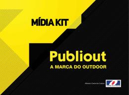 mídia kit - Publiout