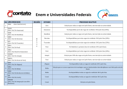 Enem e Universidades(1)