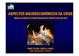 Palestra de Milton Dallari