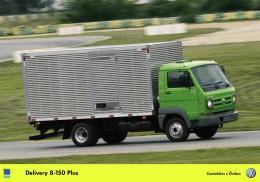 Especificações Técnicas Delivery 8-150 Plus