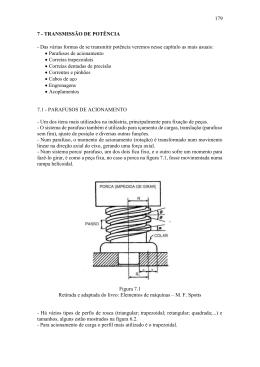 179 7 - TRANSMISSÃO DE POTÊNCIA - Das várias formas