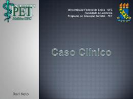 Davi Melo - Universidade Federal do Ceará