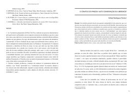 O CONATUS DE SPINOZA: AUTO-CONSERVAÇÃO OU LIBERDADE?