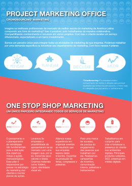 one stop shop marketing project marketing office