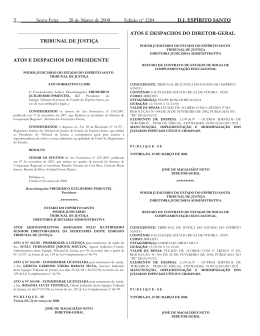 Word Pro - 28032008.lwp - Tribunal de Justiça do Espírito Santo